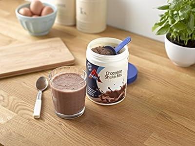 Atkins Advantage Shake Mix Chocolate (370g)