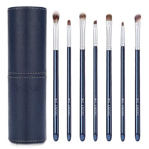 Makeup Brush Sets with Case Eyeshadow Brushes Set of Professional Cosmetics Brush Foundation Beauty Tools for Blending Eyeshadow Eyeliner