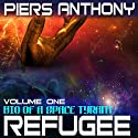 Refugee Audiobook by Piers Anthony Narrated by Basil Sands