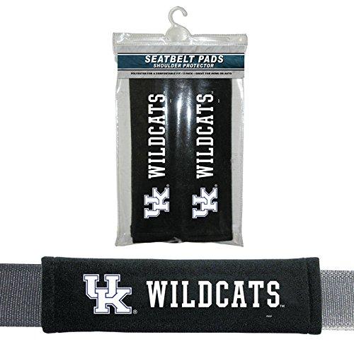 Fremont Die Kentucky Wildcats Seat Belt Pads ()