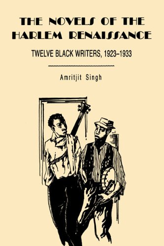 Search : The Novels of the Harlem Renaissance: Twelve Black Writers, 1923–1933