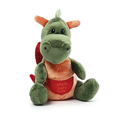 Gund Firesworth Dragon Toothfairy Pal Stuffed Animal Plush