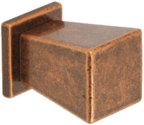 Inox VIEFE Cuisine Armoire Porte Poign/ées Placard Tiroir Chambre Meubles Boutons Tirer Knobs Acier Inoxydable S/érie HAF110: 15 x 15 mm