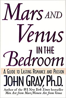 Book Mars and Venus in the Bedroom
