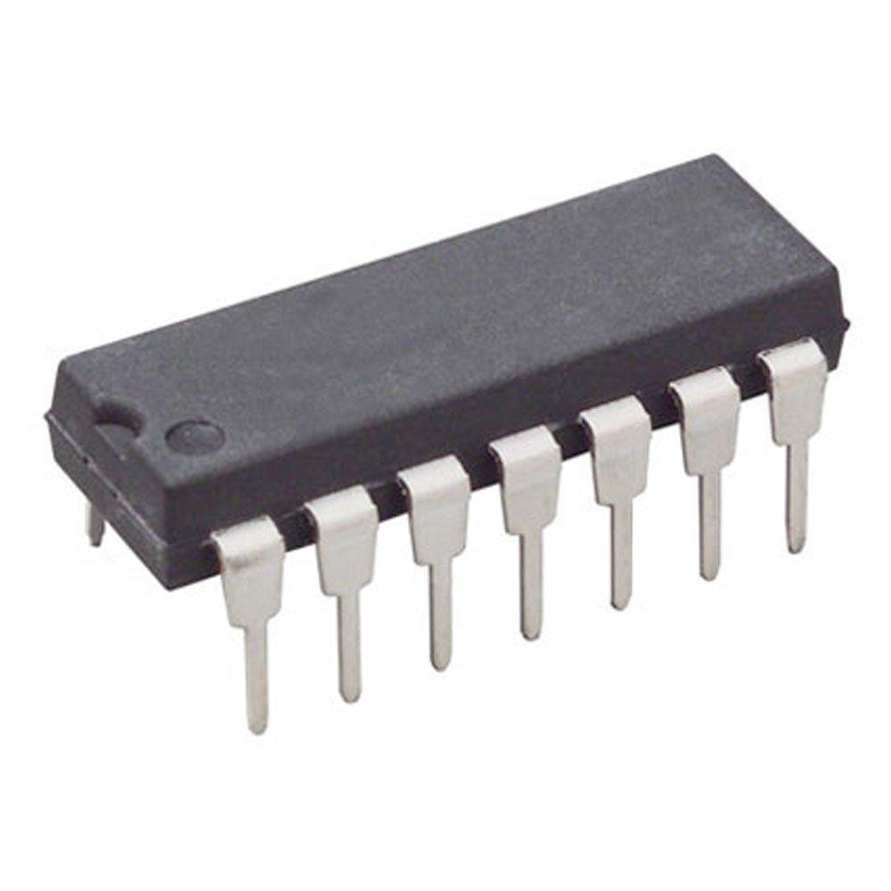 Major Brands 7400 Quad 2-Input Positive NAND-Gate Dip-14 2243381