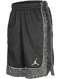 Nike Boys' Elephants Print Dri-Fit Basketball Shorts