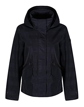 Aigle Acori Womens Jacket X Large Dark Navy: