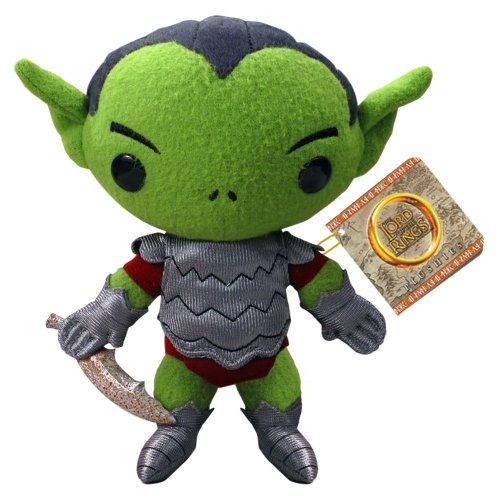 Orc Lotr Costume (Funko Lord of the Rings Orc Plushies)