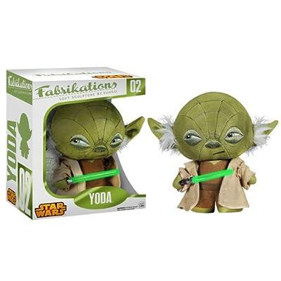 Funko Yoda Fabrikations Plush