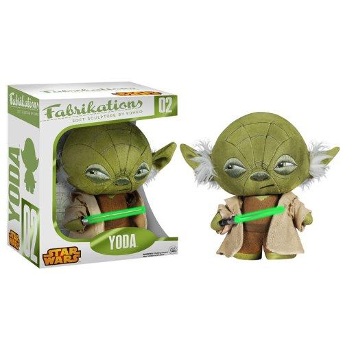 (Funko Yoda Fabrikations Plush)
