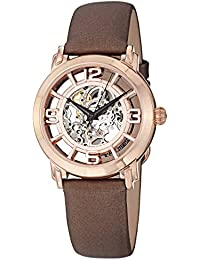 Women's 156.124T14 Winchester Automatic Skeleton Rose Watch