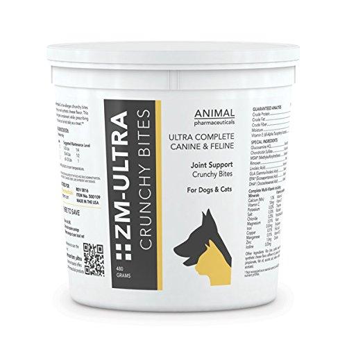 Animal Pharmaceuticals Zm Ultra Crunchy Bites, 480g