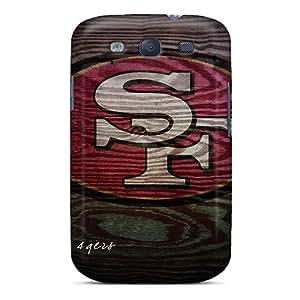 Hot Fashion TbI199VoGC Design Case Cover For Galaxy S3 Protective Case (san Francisco 49ers)
