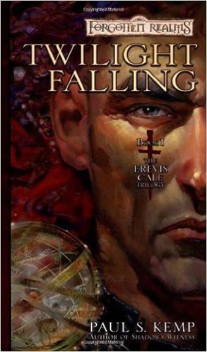 The Erevis Cale Trilogy, Book I -  Paul S. Kemp