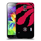 Official NBA Oversized Icon Toronto Raptors Replacement Battery Cover for Samsung Galaxy S5 / S5 Neo