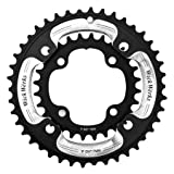 WickWerks 42/28t 120/80 BCD Mountain Chainrings for Sram 2x10