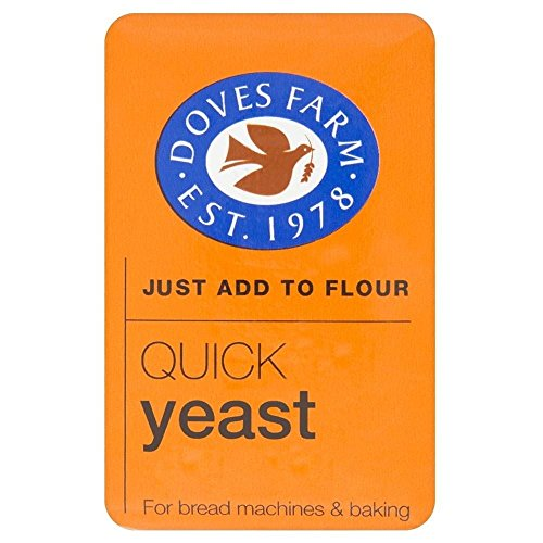 Doves Farm Quick Yeast (125g) - Pack of 2
