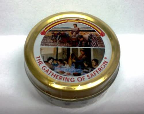 The Gathering of Saffron Brand Saffron 1 Gram