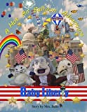 img - for Baby Liberty and the Hot Air Balloon Adventure: Volume 1 by Mrs. Bells (2012-02-02) book / textbook / text book