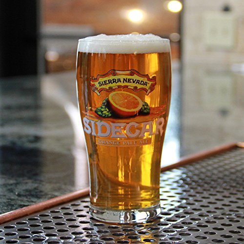 (Sierra Nevada Brewing Company - Sidecar Tulip Glass)