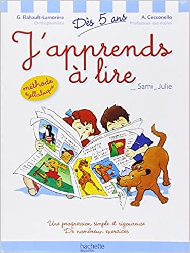 Lecture Sami et Julie (Adeline Cecconello Genevieve Flahault-Lamorere)