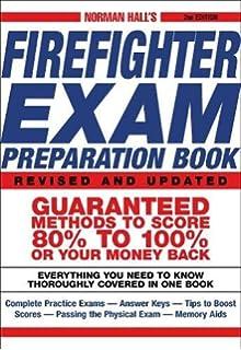 Barron's Firefighter Candidate Exams (Barron's Firefighter