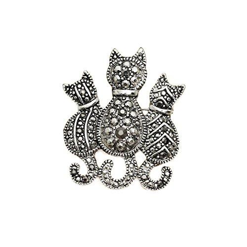 Kitty Cat Brooch - 8