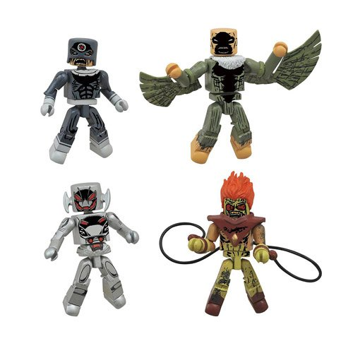 Diamond Select Toys Marvel Minimates: Villain Zombies vs. Age of Ultron Secret Wars Box Set Action Figure