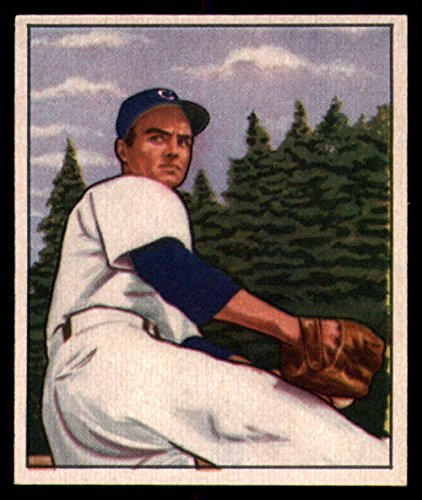 1950 Bowman #236 Bob Cain Ex-Mint RC Rookie White Sox