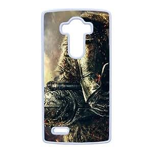 Dark Souls LG G4 Funda Caja del teléfono celular blanco V4M4WR
