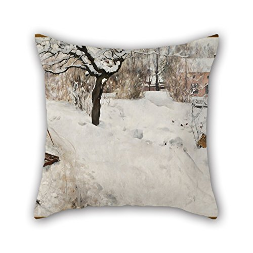 Slimmingpiggy Cushion Covers Of Oil Painting Carl Larsson - Open-Air