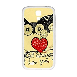 Lovely owls unique durable fashion Cell Phone Case for Samsung Galaxy S4