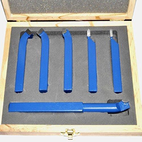 (6 pcs. 1/2' Carbide Tipped Bit Set) Bolton Tools 12-279-A05