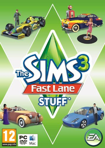 (Sims 3 Fast Lane Stuff PC)