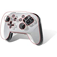 NXPS Transparent Clear Crystal Case Hard Controller Protective Cover Handle Shell for Nintend Switch Pro Controller