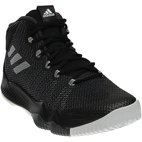 Los hombres zapatos de baloncesto Adidas Crazy Hustle 50% OFF