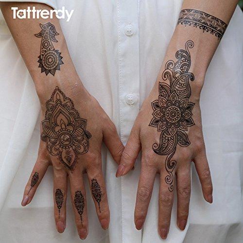 Arabic Henna - 3