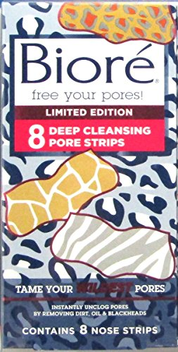Biore Deep Cleansing Strips Limited
