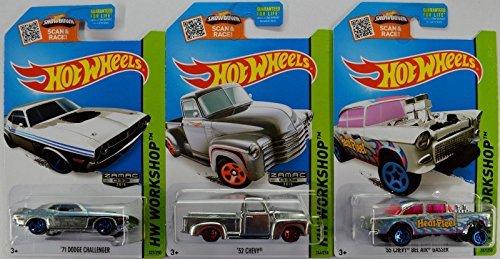 52 chevy truck hot wheels - 9