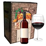 Cantina Gold Cabernet Sauvignon 28 Bottle Home Brew Wine Kit by Cantina
