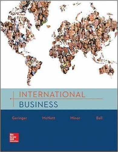 International Business - Standalone Book (Irwin Management) Book Pdf