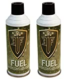 (US) Umarex Elite Force Airsoft Green Gas Dual Pack