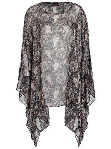 Envy Boutique - Vestido - para mujer Paisleymuster