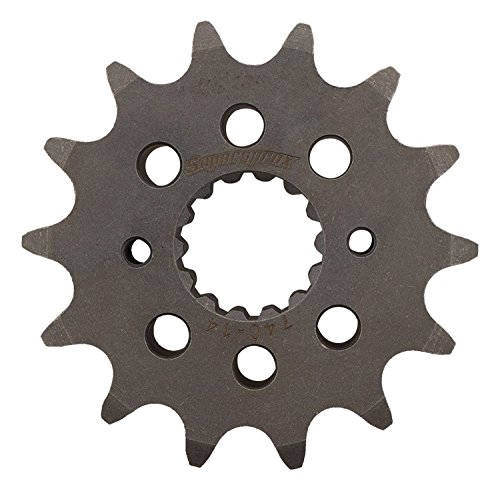 Supersprox CST-740-14-2 front Sprocket For Ducati 796 Monster 11 12 13 14, 800 Monster S2R 05 06 07, Monster S2R 800 Dark 05 06, Monster S4 01 02 03, Monster S4R 04 05 06 07