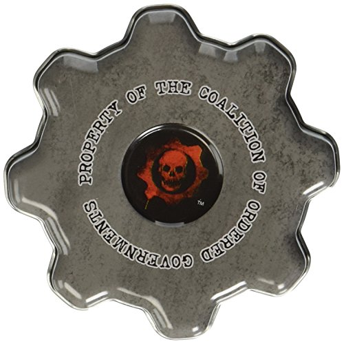 Gears of War Candy Tin Cog Tag Mints]()