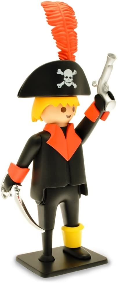 2017 Plastoy Collectible Figure Playmobil The Pirate 00262