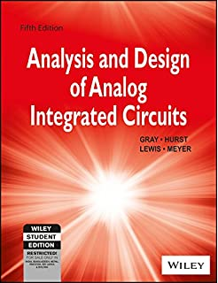 Design Of Analog Cmos Integrated Circuit 2nd Edition Razavi 9789387067844 Amazon Com Books