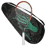 Cheap HEAD Graphene XT PWR Radical Tennis Racquet – Strung Cover (4-1/8, 14×19 Pattern)