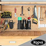 Koova Three Spray Can Holder for Paint, Compressed