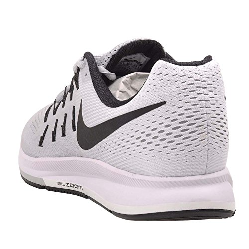 Nike Air Zoom Pegasus 33 Tb, Zapatillas de Running para Hombre Plateado (Plateado (pure platinum/black-white))